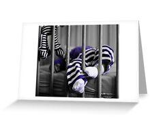 Inmates Greeting Card