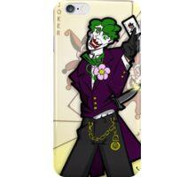 The Joke's on You iPhone Case/Skin
