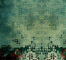 Abstraction cubique 2 by Jean-François Dupuis