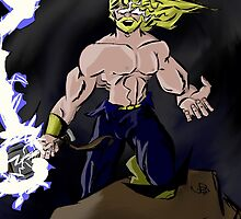Fury of the Storm by JEDArts