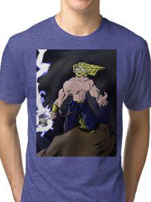Fury of the Storm Tri-blend T-Shirt