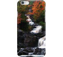 Duchesnay Falls iPhone Case/Skin
