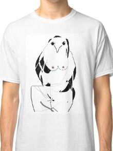the cuckoo's voice to echo no more - cherry blossoms in november - the tee 2 Classic T-Shirt