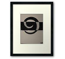 Essence of Growth Framed Print
