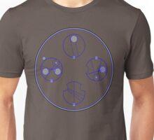 """""""It's funnier in Enochian"""" in Gallifreyan Unisex T-Shirt"""