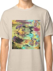 Spectra Gone by Asra Rae Classic T-Shirt