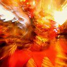 Festival of Lights Mask 1 by Steven Carpinter