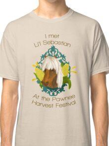 I met Li'l Sebastian at the Pawnee Harvest Festival Classic T-Shirt