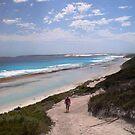 Western Australia Series- Long walk home by BecQuist