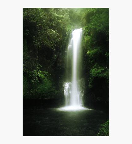 Kaiate falls Photographic Print