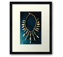 From Ancient Times Framed Print