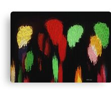Christmas In My Dreams Canvas Print