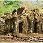 The Khmer Sanctuary at Vat Phou - Champassack, Laos by AsiaArchaeology