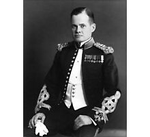 Lewis Chesty Puller Photographic Print