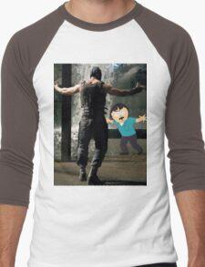 Come At Me Bro Men's Baseball ¾ T-Shirt