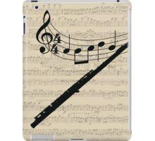 Flute  iPad Case/Skin