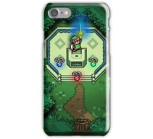 Zelda Link to the Past Master Sword iPhone Case/Skin