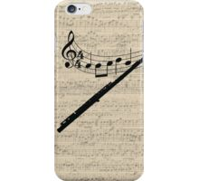 Flute - iPhone Cases iPhone Case/Skin