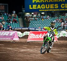 Chad Reed #1 Kawasaki by Bill Fonseca