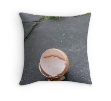odd pair Throw Pillow