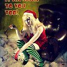 I hate Christmas, no.1 by hollowviolin