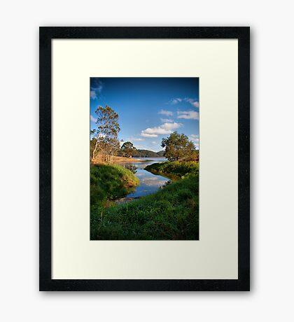 I Choose Framed Print