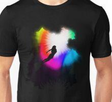 Rainbow Deep Unisex T-Shirt