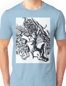 Hell has no fury Unisex T-Shirt