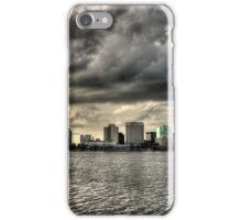 Norfolk At A Distance iPhone Case/Skin