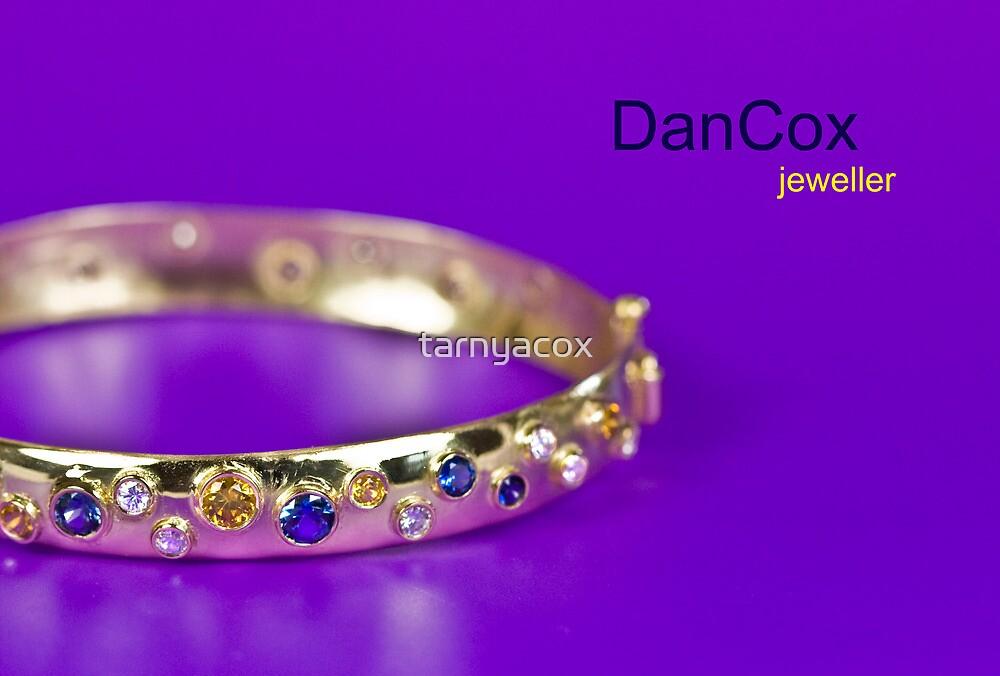 Gemmed bracelet promo card by tarnyacox