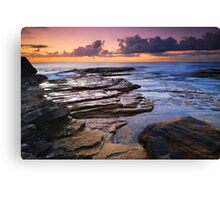 Magic of the New Day Canvas Print
