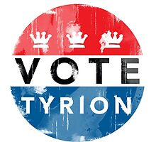 VOTE TYRION by krishnef