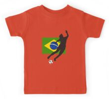 Brazil - WWC Kids Tee