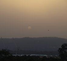 The sunin dust storm by Sebastian Whitehouse