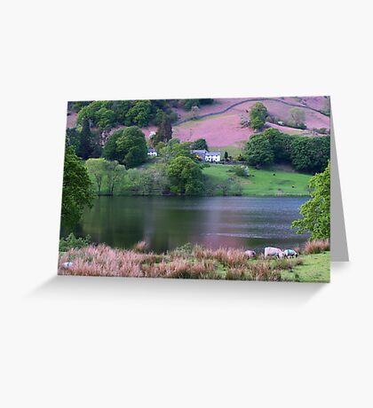 Rydal Water 2 Greeting Card