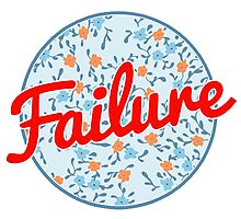 Failure Photographic Print