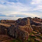 Khmer Sandstone Building Block Quarry - Khao Phra Wihan, Thai/Cambodian Border by AsiaArchaeology