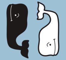 Yin Yang Whale T-Shirt