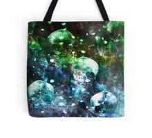 Alien Renaissance Tote Bag