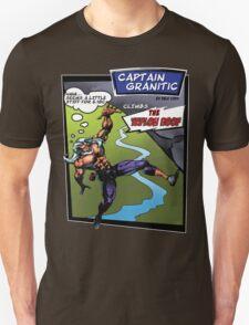 Capt Granitic Comic Panel 02 T-Shirt