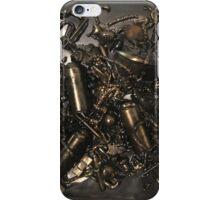 Space junk iPhone Case/Skin