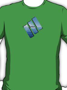 adidas mirror water  T-Shirt
