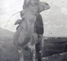 Desert Legionaire by Graham Povey