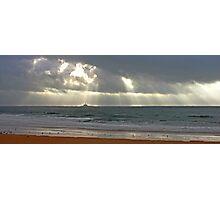 praia da torre Photographic Print