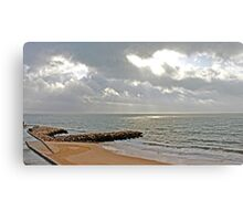 Sto. Amaro beach Canvas Print
