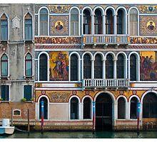 Postcard from Venice (Venezia) by Paul Weston