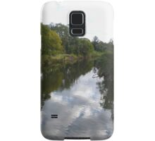 Mary River, & Reflections, Imbil, Mary Valley, Queensland. Samsung Galaxy Case/Skin