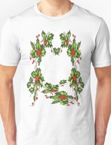 Holly, Holly, Holly, (for dark t's) T-Shirt