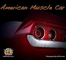 2010 American Muscle Calendar by 454autoart