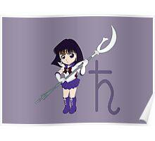 Chibi Sailor Saturn Poster